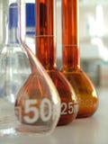Matériel de laboratoire Photographie stock