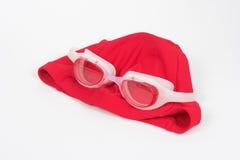 Matériel de natation Photos stock