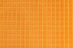 Matériel de tissu, durable et durable en nylon orange pour l'équipement, les sacs, les sacs à dos, les tentes et l'habillement images libres de droits