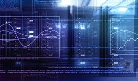 Matériel et diagnostics Image stock