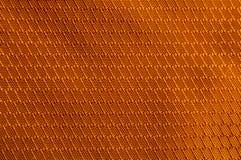 Matériel fort et durable d'arrêt orange brillant de déchirure photos stock