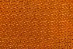 Matériel fort et durable d'arrêt orange brillant de déchirure image stock