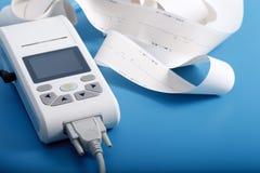 Matériel médical pour la mesure d'ECG Photos libres de droits