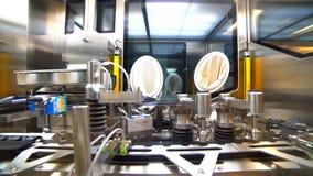 Matériel pharmaceutique Machine pharmaceutique Ligne d'emballage médicale de fiole à l'usine pharmaceutique