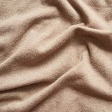 Matériel plissé de tissu Photographie stock libre de droits