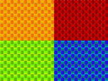 Mat. Seamless pattern for a background a mat in a vector Royalty Free Stock Images