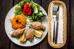 Mat Fotografering för Bildbyråer