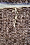 straw mat pattern as background surface royalty free stock images