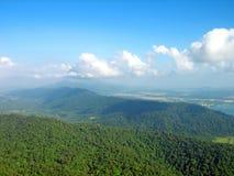 Mat Cincang mountain, Langkawi, Malaysia Stock Image