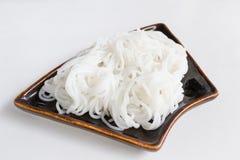 Mat för risnudel av Thailand Royaltyfria Foton