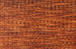 mat handcraft rattan weave texture for background Stock Photos