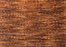 Mat handcraft rattan weave texture for background Royalty Free Stock Images