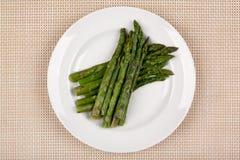 Mat i plattan arkivfoto