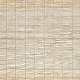 Mat made of wooden sticks Royalty Free Stock Images