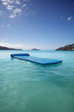 Mat in Magens Bay Royalty Free Stock Images