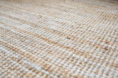 Mat from natural materials. Texture backgroung blure Royalty Free Stock Photography