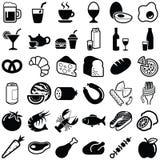 Mat och drink Arkivfoton