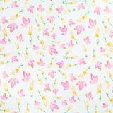 Mat pattern flower Royalty Free Stock Photos