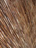 Mat of reeds Royalty Free Stock Images
