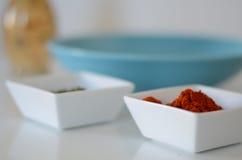 Mat & smaktillsatser Arkivbilder
