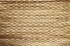 Mat texture pattern. Beach mat details creating an interesting texture stock images