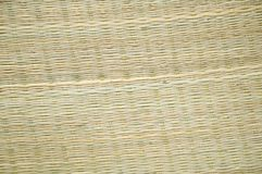 Mat thai texture background. Close up mat thai texture background royalty free stock image