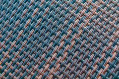 Mat weave background and texture. Stock Photos