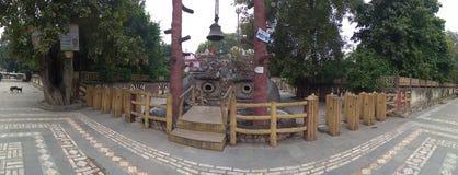 Mata Kamakhya Devi świątynia zdjęcie stock