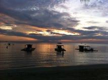 Matabunkay, Philippinen Stockbild