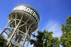 Matadero en Madrid Foto de archivo