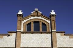 Matadero Madrid Royalty Free Stock Photo