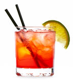 Matador cocktail Royalty Free Stock Photo