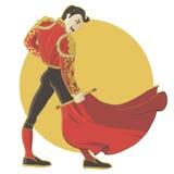 Matador. Royalty Free Stock Image