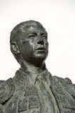 matadora spanish statua Fotografia Stock