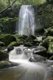 Matai falls 8. Matai falls, Catlin, South Island, New Zealand Royalty Free Stock Photos