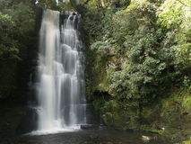 Matai falls Royalty Free Stock Photo