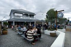 Matakana - Nya Zeeland Royaltyfria Bilder