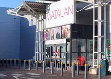 Matalan store. Royalty Free Stock Photo