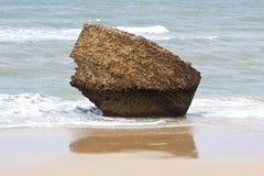 Matalascanas. Beach of Matalascanas in Andaluzia, Spain Stock Image