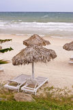 Matalascanas. Beach of Matalascanas in Andaluzia, Spain Royalty Free Stock Photo