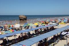 Costa de la Luz beach, Spain Stock Photography