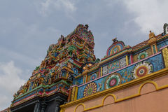 Matale Hindu Temple Royalty Free Stock Photos
