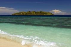 Tavua海岛,斐济,南太平洋 免版税图库摄影