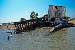 Matança pelo mar Imagem de Stock Royalty Free