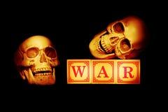 Matanças da guerra Fotos de Stock