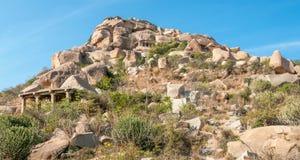 Matanga Hill Royalty Free Stock Photo