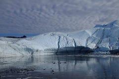 Matanuska glaciär Alaska Royaltyfria Foton