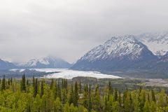Matanuska Glacier Stock Photos
