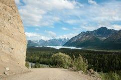 Matanuska Glacier Royalty Free Stock Image