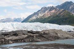 Matanuska Glacier Royalty Free Stock Photos